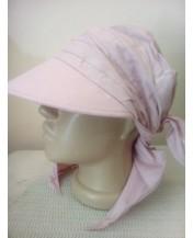 Кърпа за глава Розова Нежна