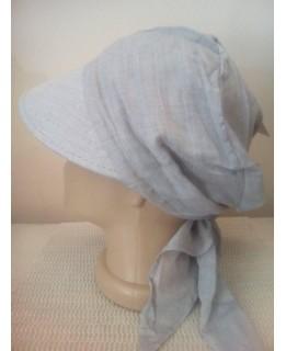 Дамска кърпа за глава Графит