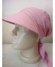 Кърпа за глава Розова 1