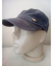 Мъжка шапка Кастро Класик Сива