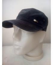 Мъжка шапка Кастро Класик Черна