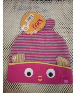 Бебешка шапка от памук