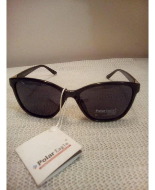 Черни дамски слънчеви очила 280221