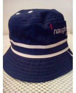 Бебешка лятна шапка Синя 44 см