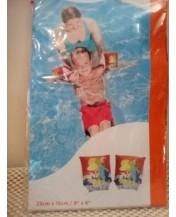 Детски надуваеми раменки Костенурки Оранж
