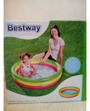 Надуваем басейн Bestway диаметър 102 см