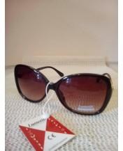 Кафяви дамски слънчеви очила 220720