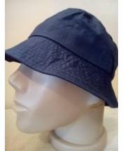 Синя лятна шапка Идиотка