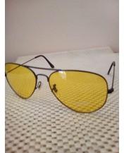 Жълти слънчеви очила