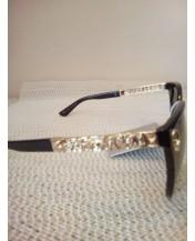 Черни дамски очила Голд 2020