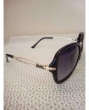 Черни дамски очила Голд