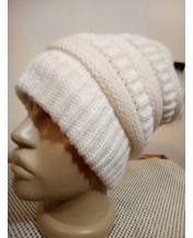 Дамска зимна шапка Пухкава подплата