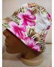 Шапка Идиотка на цветя Хавай